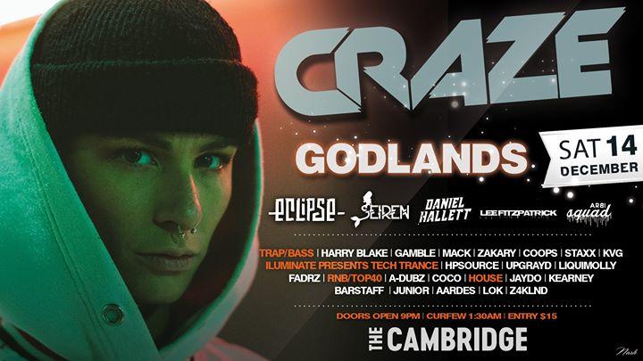CRAZE feat Godlands & Hpsource