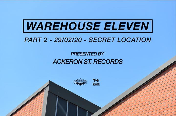 Warehouse 11 – Pt 2