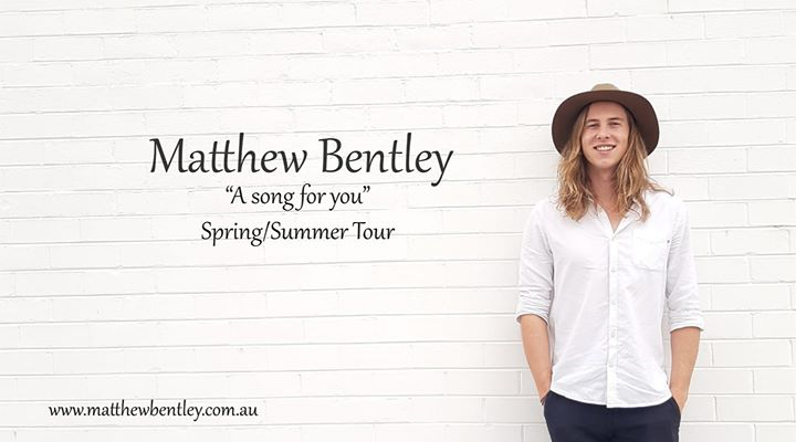 Matthew Bentley Live In Newcastle