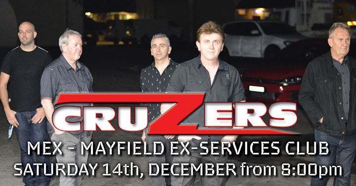 Cruzers at Mex Mayfield Ex Services Club