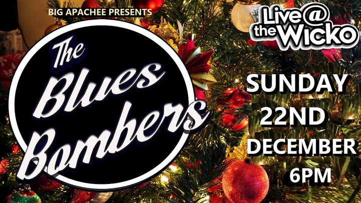 A Very Bluesy Christmas with The Blues Bombers live at The Wicko