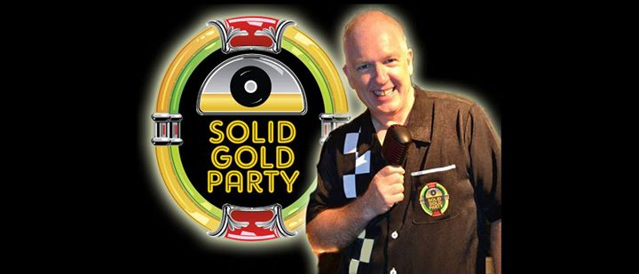 New Year's Eve – Solid Gold Party Night