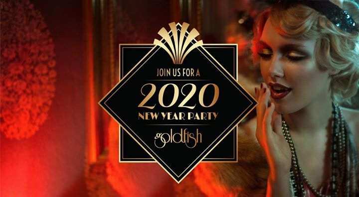 2020 New Years Eve Great Gatsby Party