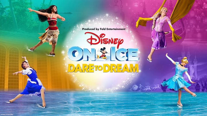 Newcastle: Disney On Ice presents Dare to Dream