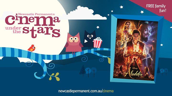 Cinema Under the Stars – Lake Macquarie