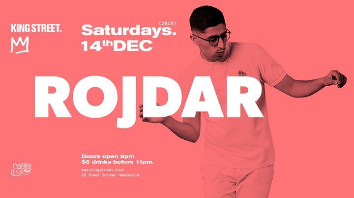 Rojdar • Saturdays at King