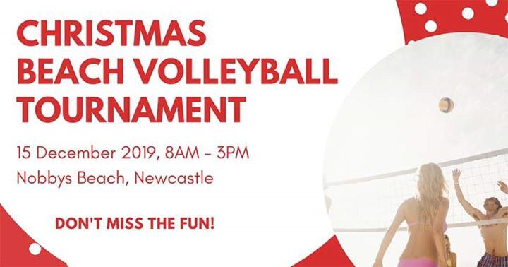 Christmas Beach Volleyball Tournament