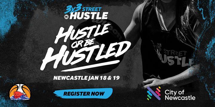 3×3 Hustle Newcastle