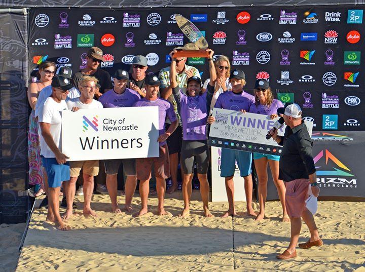 2020 nudie Australian Boardriders Battle National Final