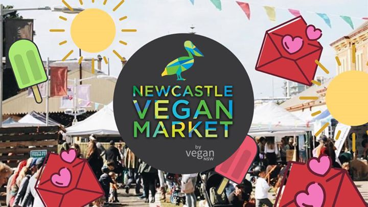 February Newcastle Vegan Market- Summer Lovin'