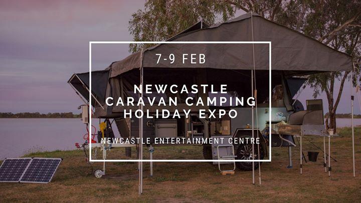 Newcastle Caravan Camping Holiday Expo