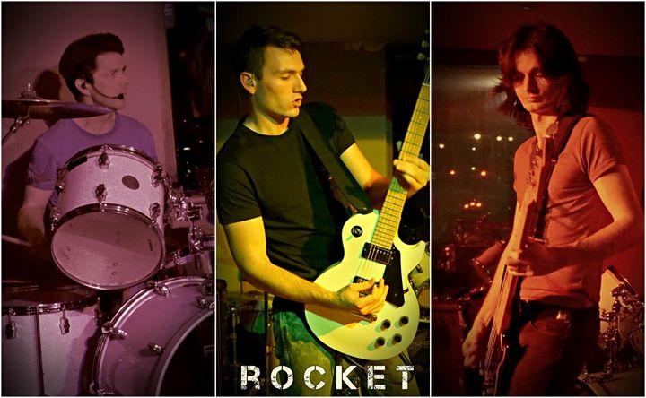 Rocket – Live at Bero Bowlo