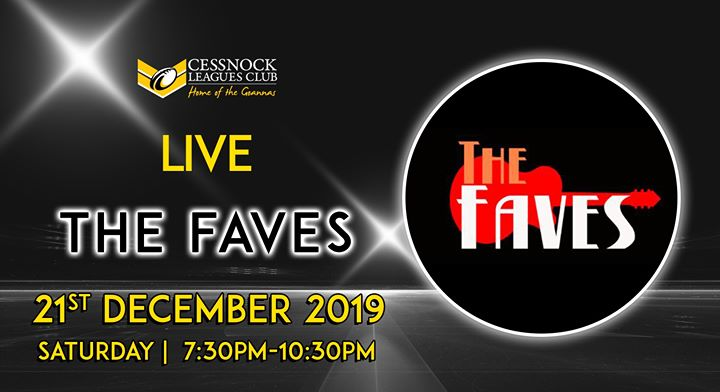 The Faves – LIVE