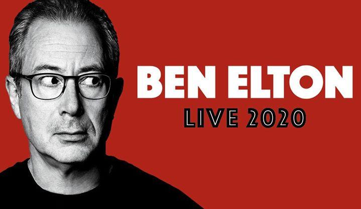 Ben Elton – Live 2020 | Newcastle