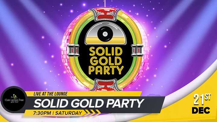 Solid Gold Party