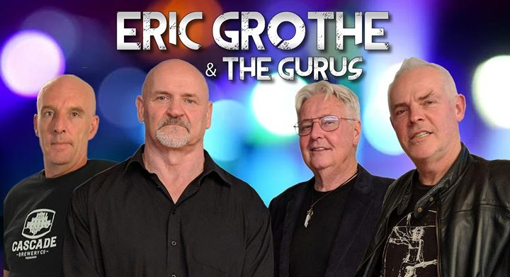 Eric Grothe & The Gurus! – in the Macquarie Lounge