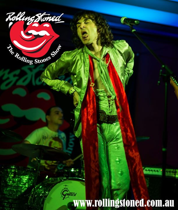 Rolling Stoned – The Rolling Stones Show