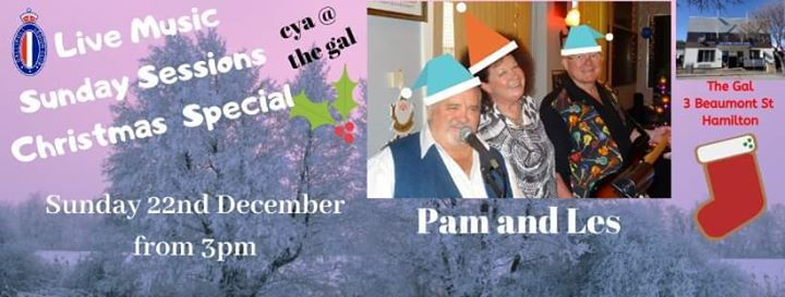 Pam & Les Sunday Sessions Christmas Special 22/12
