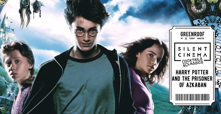 Harry Potter and the Prisoner of Azkaban • Silent Cinema