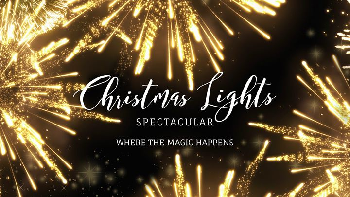 New Year's Eve at Christmas Lights Spectacular
