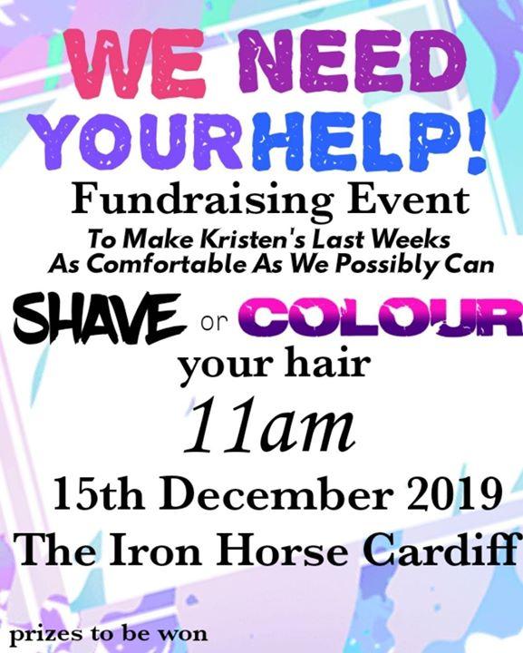 Fundraiser for Cancer