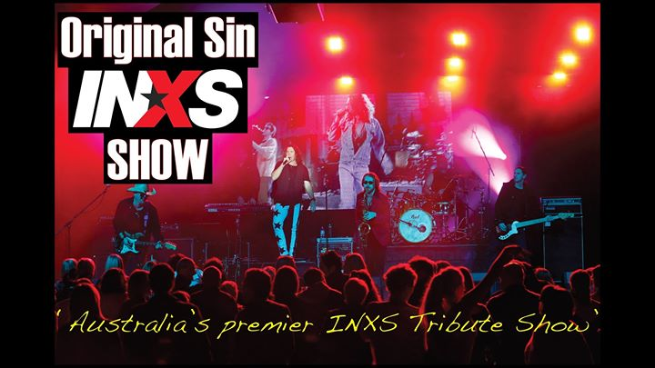 Original Sin – INXS Show live at Jewells