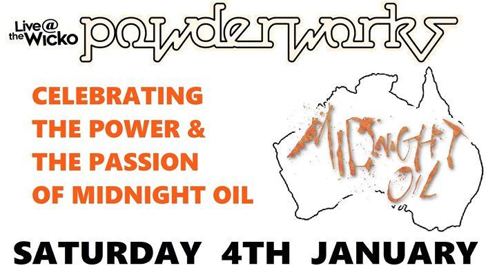 Powderworks – Live@TheWicko