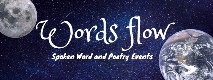 Words Flow – Newcastle Edition – Spoken Word Poetry Open mic