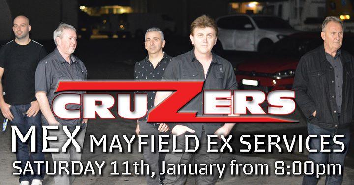 Cruzers at Mex Bar Mayfield