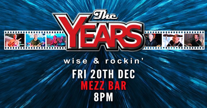 The Years at Mezz Bar