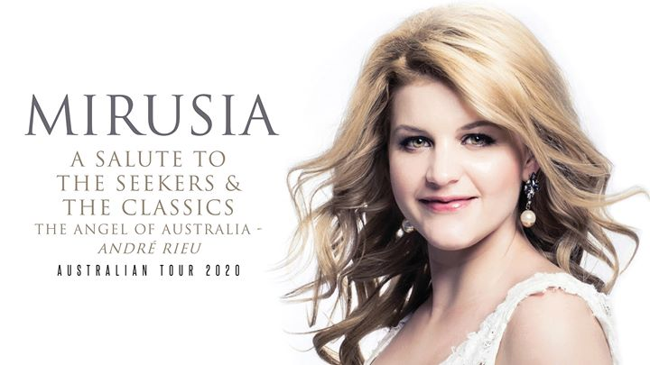Mirusia: A Salute to The Seekers and Classics
