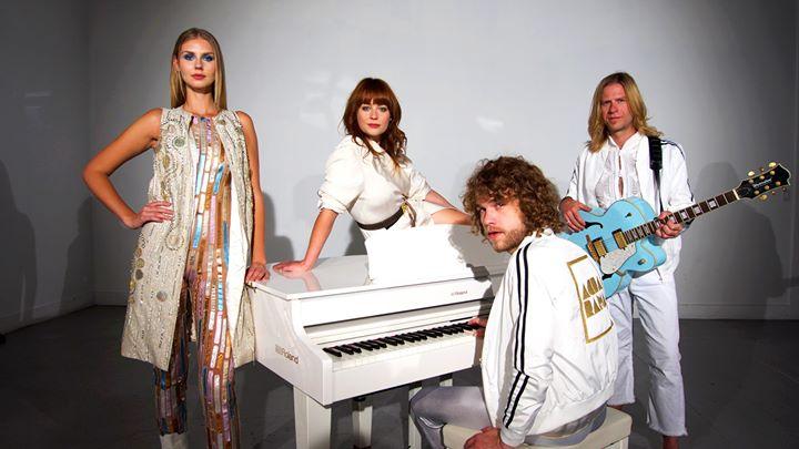 Abbarama The Modern ABBA Tribute Experience