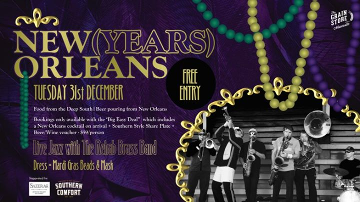 New [Years] Orleans