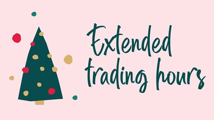Christmas Extended Trade