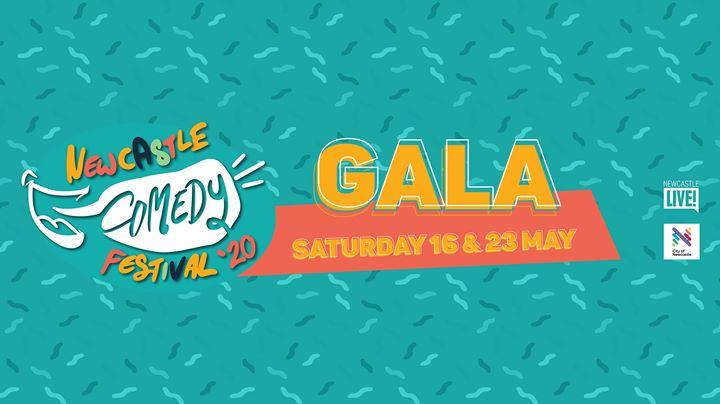 Newcastle Comedy Festival Gala 2020