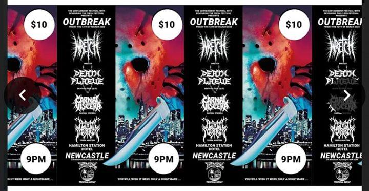 Outbreak (Newcastle)