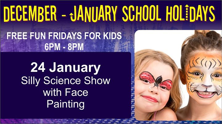 Silly Science Show with Face Painting – Toronto Workers Club