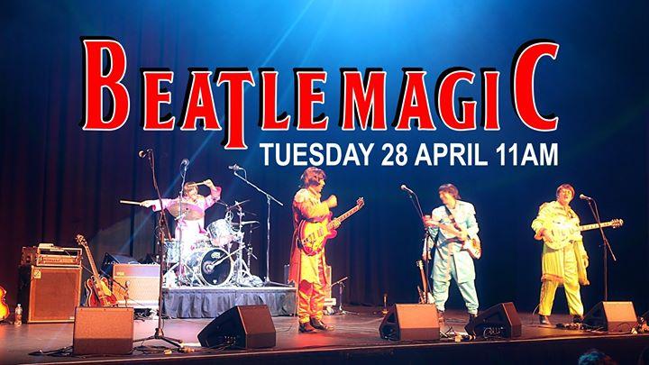 Beatle Magic – Toronto Workers Club