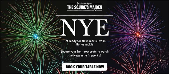 NYE at The Squire's Maiden