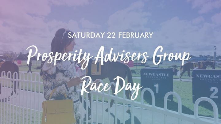 Prosperity Advisers Group Race Day