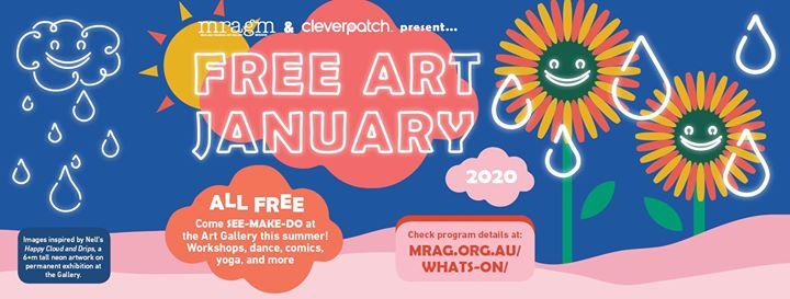 Free Art January 2020