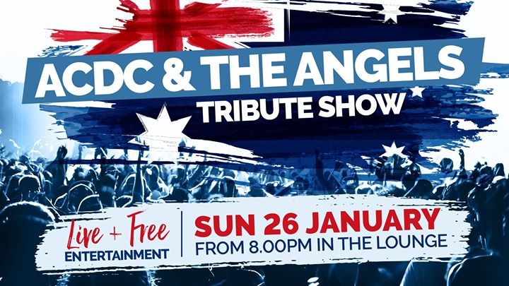Australia Day Tribute – ACDC / The Angels