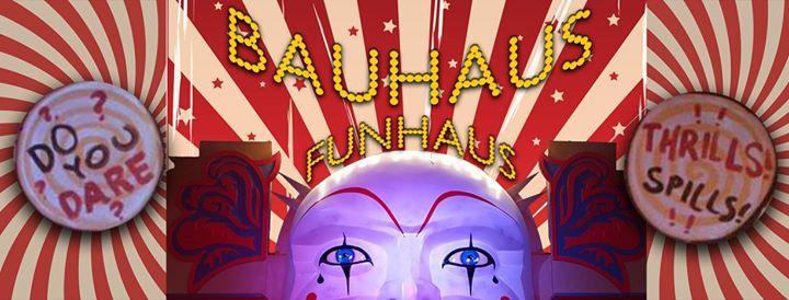 Dance Party: Bauhaus Funhaus – Official Mardigras Celebration