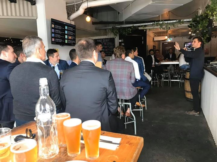 The Brewers Lunch – Newcastle