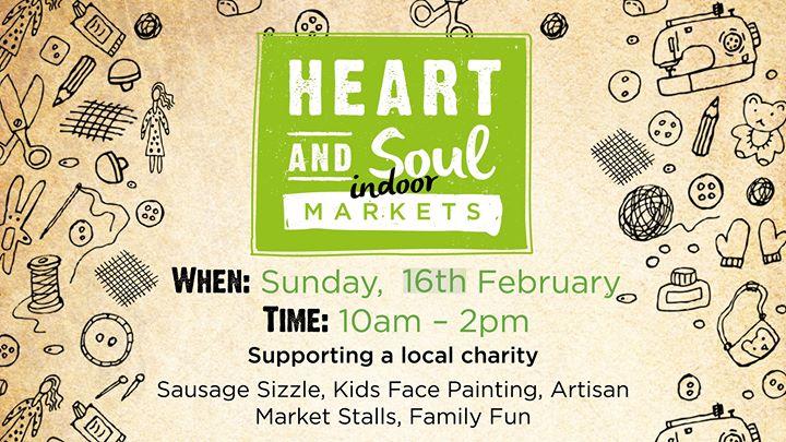 Heart & Soul Indoor Markets