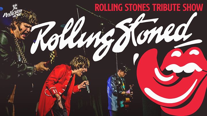 Rolling Stoned – Rolling Stones Tribute Show