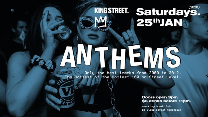 Anthems • Only the best tracks from 2000 to 2012