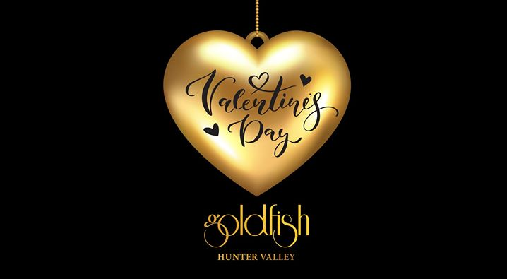 Valentines Day at Goldfish Roche Estate
