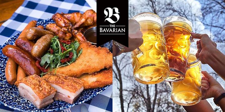 All You Can MEAT Wednesdays – The Bavarian Charlestown Square!