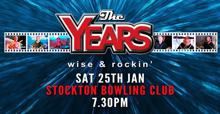 The Years at Stockton Bowling Club